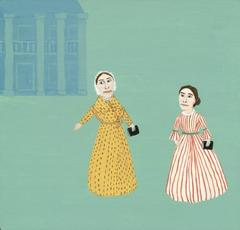 The Grimke Sisters, 1830s