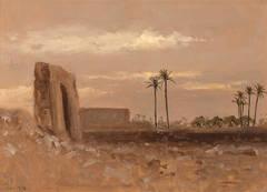 Ruins at Philae, Egypt