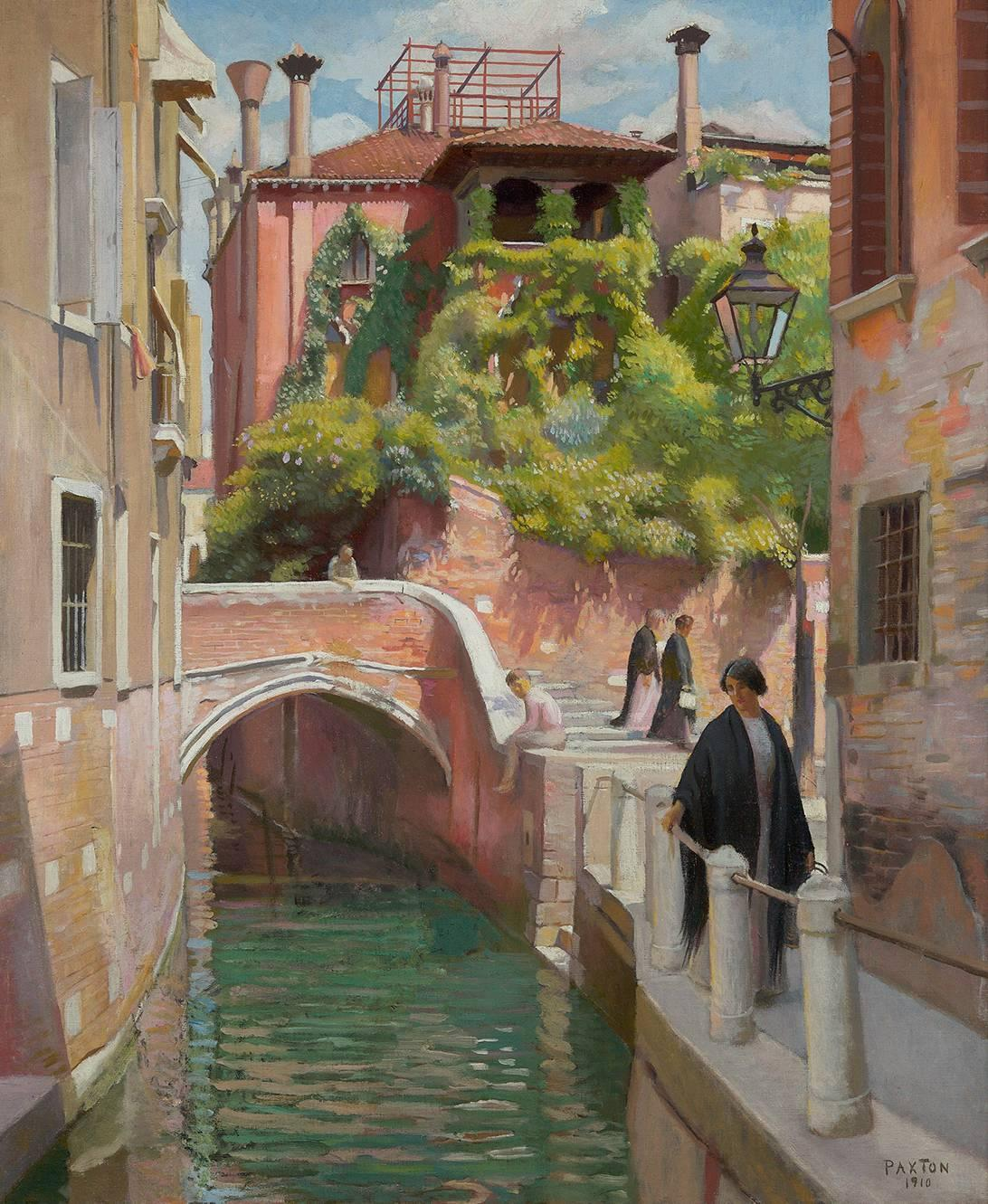 William Mcgregor Paxton Venice For Sale At 1stdibs