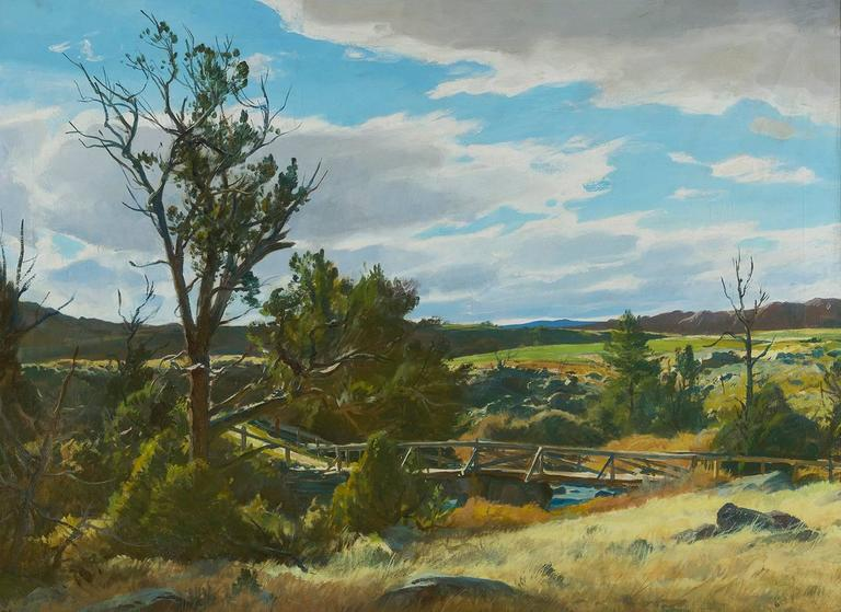 Ogden Pleissner Paintings For Sale