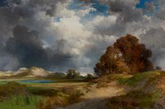 An East Hampton Landscape