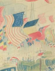 Study for Flags