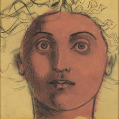 Untitled (Head of Medusa)