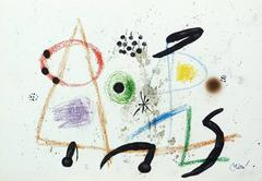 Joan Miró - Abstract Composition