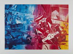 a Malboro Car Race