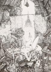 La Vierge aux étrous