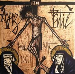 Ayez Pitié The Christ INRI