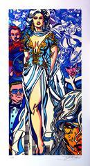 The lady princess Hero