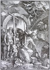 Le Christ aux Limbes after Albrecht Dürer