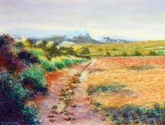 Les Baux de Provence in South of France