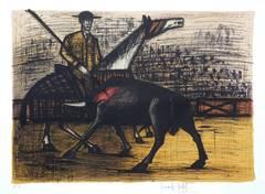 The Picador - The bullfight