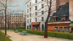 Maillard, Aubergiste, Le Petit Chatelet, Paris