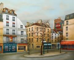 Place de la Contrescarpe, Paris, France