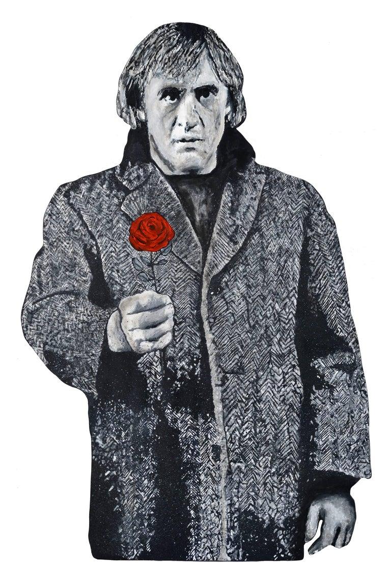« Buffet Romantique 2/2 »  Gérard Depardieu