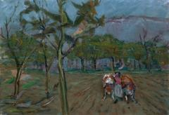 Le Labour - The Plowing