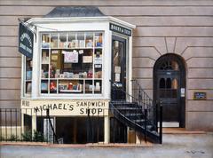 Michael's Sandwich Shop in London