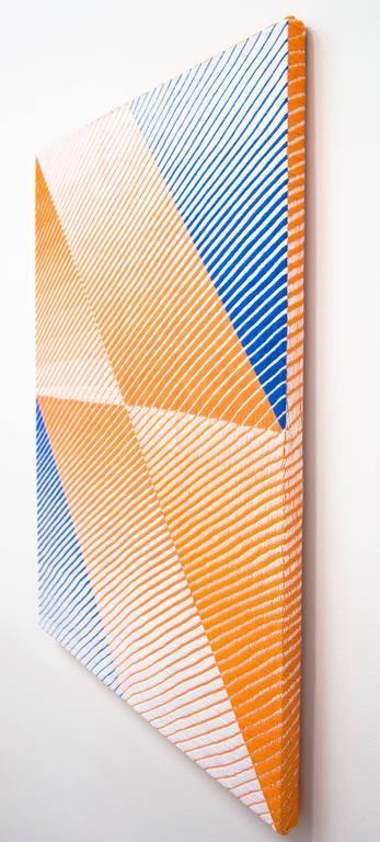 Untitled - Painting by Samantha Bittman