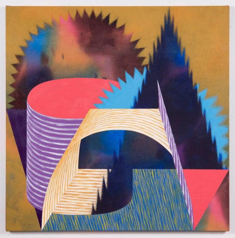 Nichole van Beek Abstract Painting - Doodad
