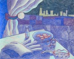 Nightstand (Study)