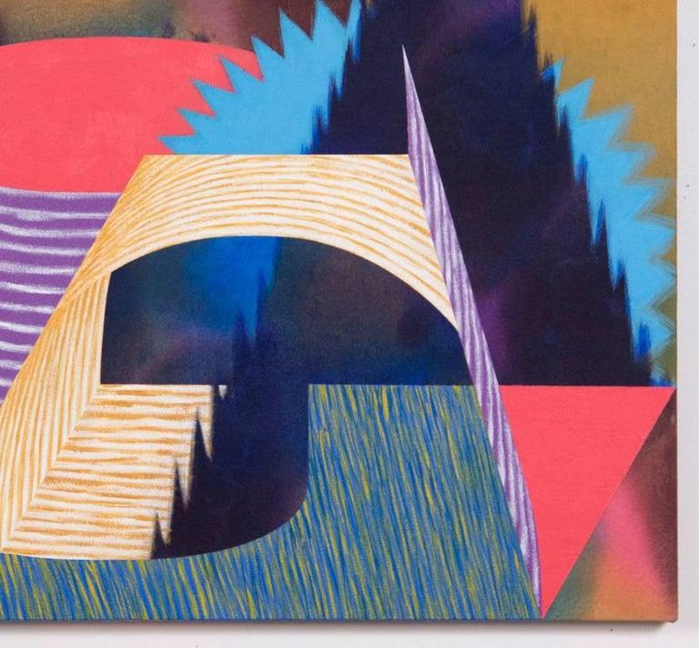 Doodad - Painting by Nichole van Beek