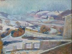 Miramande Sous La Neige/ Miramande under Snow