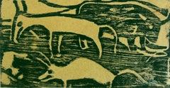 Animals in the Pasture  Tiere auf der Weide