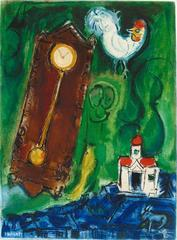 The Rooster and the Clock