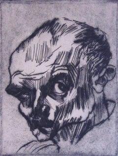Self Portrait no. VIII  Selbstbildnis VIII