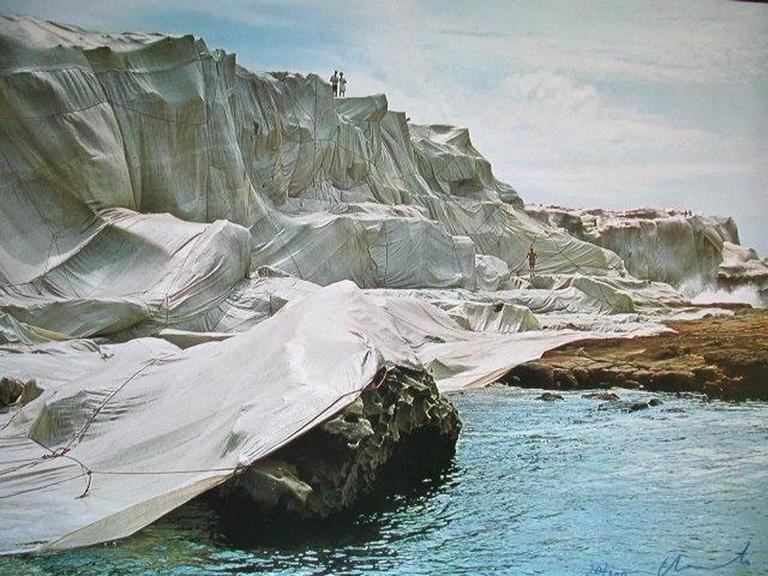 Wrapped Coast: Little Bay, Australia