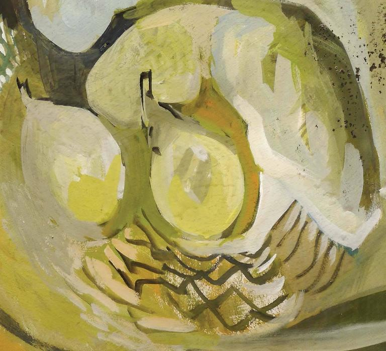 Still Life with Pears - Art by Francisco Bores