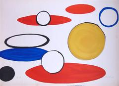Alexander Calder - Circles, from: Our Unfinished Revolution