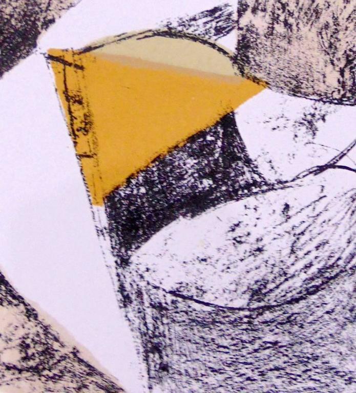 Untitled  Senza Titolo - Modern Print by Marino Marini