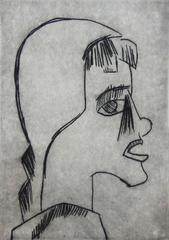 Girl's Head I Mädchenkopf