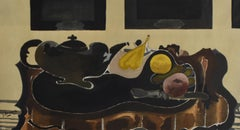 Still Life with Teapot and Fruits  Théière et Fruits