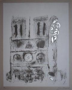 Notre Dame in Grey  Notre-Dame en Gris