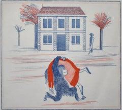 Etching Animal Prints