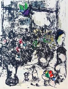 Still Life with Bouquet  Nature Morte au Bouquet
