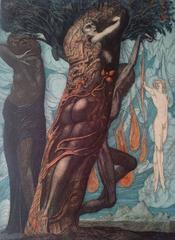 Daphne in Eva Mystica
