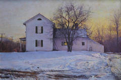 Late Afternoon, Lorch Farm