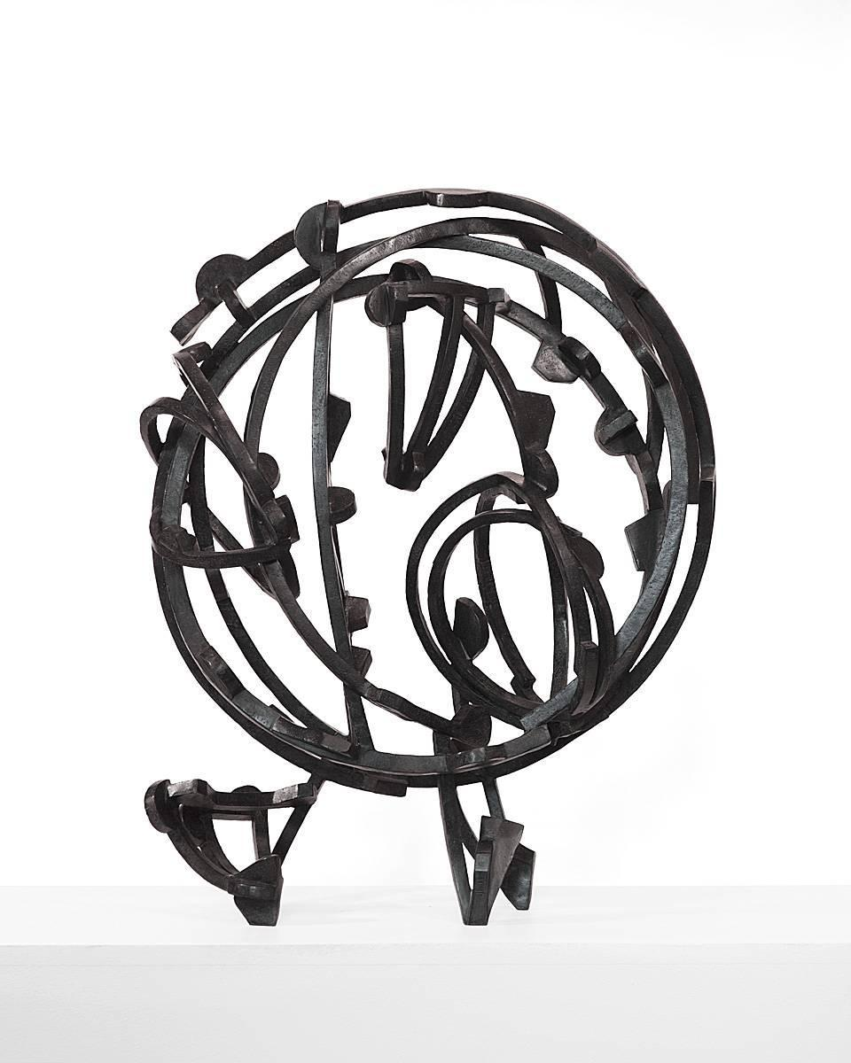 Joel Perlman Circle Black For Sale At 1stdibs