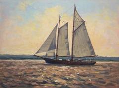 Cruising Schooner, Nantucket