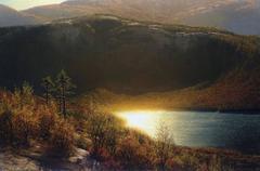 Sunspot, Eagle Lake