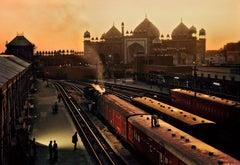 Train Station, Uttar Pradesh, India