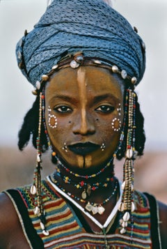 Young Wadaabe Man, Niger