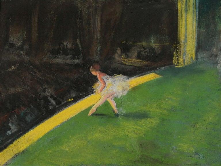 The Yellow Dancer