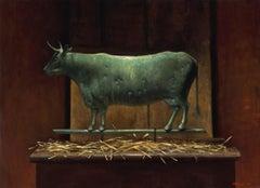 Antique Cow Weathervane