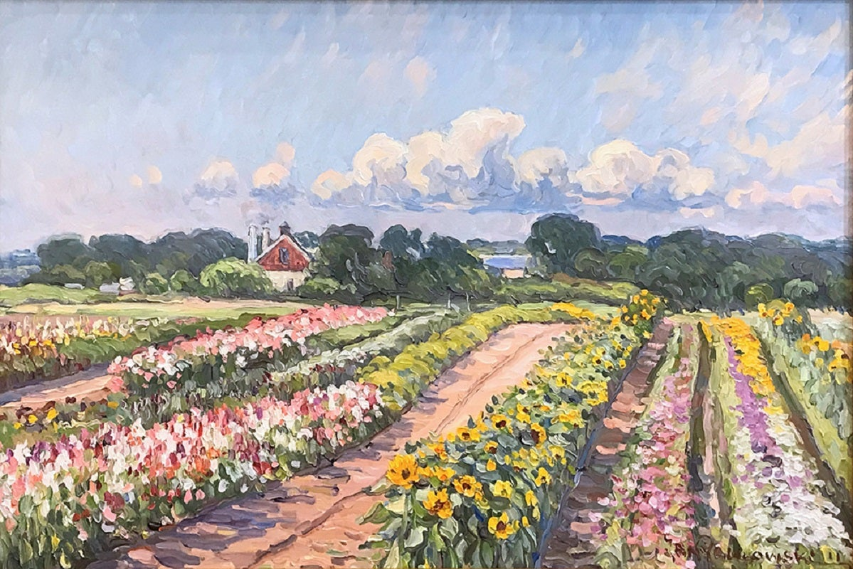 Bartlett's Flower Field