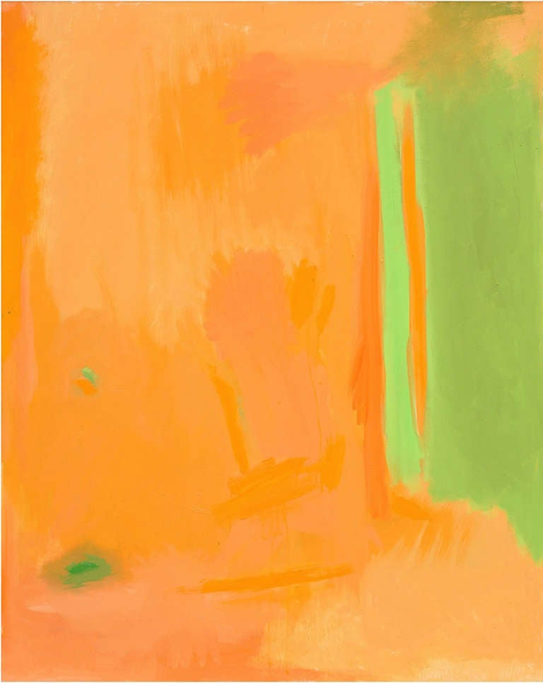 Abstract Paintings Of Interiors
