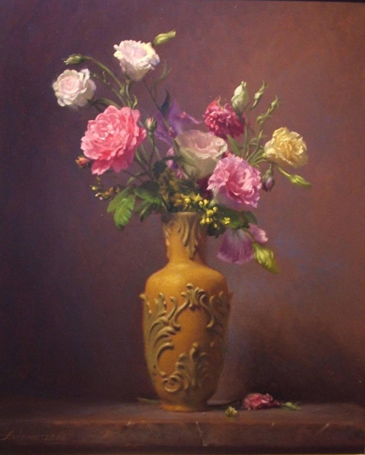 Peter Wand Oil Painting Artist