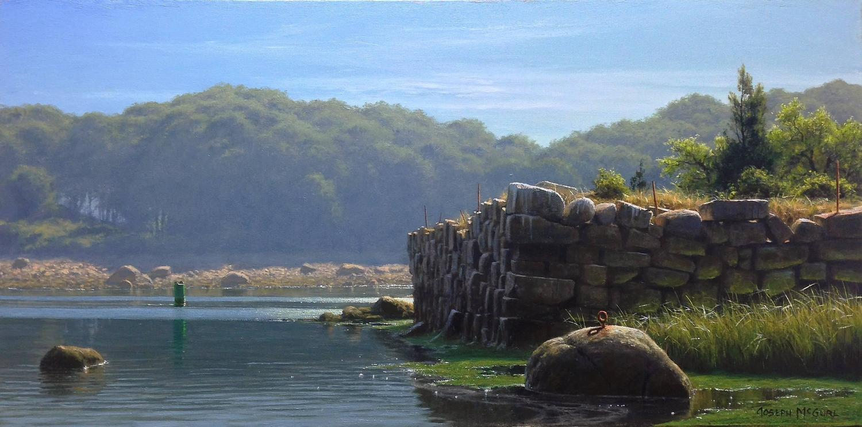Joseph Mcgurl Morning Light Naushon Island For Sale At